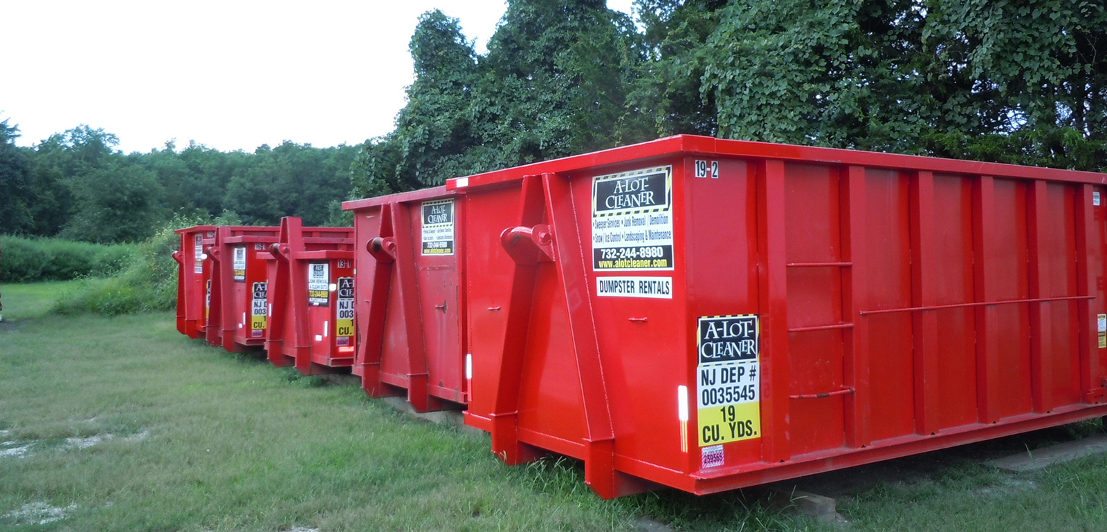 Bay Head Nj Dumpster Rentals