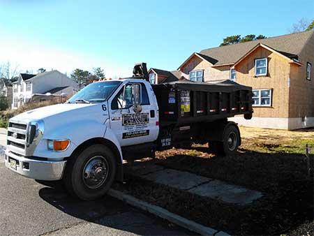 Brick, NJ Dumpster delivery